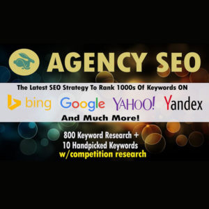 We will do 50 Keyword Research